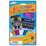 Chanukah Foil Art Craft Kit