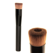 1 Piece Makeup Brush | Professional Face Liquid Foundation Concave Makeup Brush for Girls