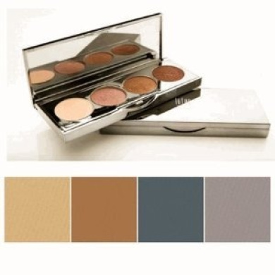 Mineral Pressed Eyeshadow, Deluxe By Lotus Cosmetics Usa - 8 Gm