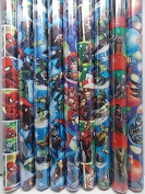 BOYS Christmas Gift Wrap - Wrapping for Presents - 3 assorted rolls