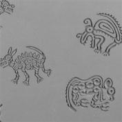 Cool Tools - Flexible Texture - Symbols of Mexico 2