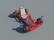 Build your own Go Kart for racing or pleasure (DIY Plans) Fun To Build.Low Cost