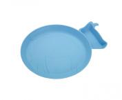 JJ Rabbit Piglet Dipplate, Sea Life, Blue