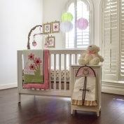 Pam Grace Creations Crib Set, Sweet Dream Owl