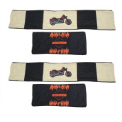 Patch Magic Bumper Cover, Motor Cycle