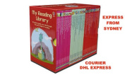 My Second Children Reading Library 50 Books Collection Set By Usborne Gift NEW | CHRISTMAS PRESENT | EXPRESS SHIPPING WITH DHL , TNT OR FEDEX