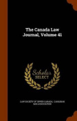 The Canada Law Journal, Volume 41