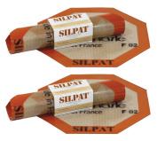 Silpat Non-Stick Silicone Microwave Baking Mat, 26cm Diameter Octagon