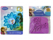 Disney Frozen Sandwich Crust Cutter & Elsa Toast Stamp