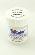 TruColor Shine Light Reflective Airbrush Natural Food Colour (Sm. Jar) Pearl Shine