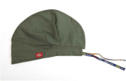 Dickies 83566A Adult's Antimicrobial Scrub Hat Olive One Size