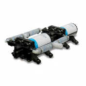 SHURFLO High Flow Dual Pump System - 12 VDC, 10.0 GPM