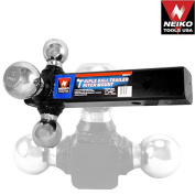 Triple Ball Trailer Hitch Mount Boat Trailer Hitches And Balls Towing Hitch