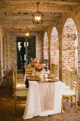 30cm x 300cm rose gold Sequin Table Runner, Sequin Table Cloth, Sequin Tablecloths, Sequin Linens