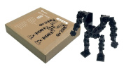 MyBuild Patented Block Building Toy Main Building Frame