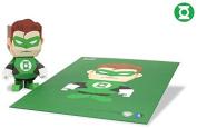 DC Comics Green Lantern Paper Toy