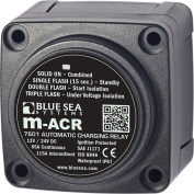 The Amazing Quality Blue Sea 7601 DC Mini ACR Automatic Charging Relay - 65 Amp
