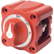 1 - Blue Sea 6010 m-Series (Mini) Battery Switch Dual Circuit