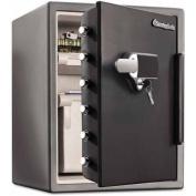 Sentry Safe Electronic Alarm Water/Fire-Resist Safe, 0.6m, 46cm - 1.7cm x 48cm - 1cm x 60cm - 2.2cm