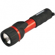 Rayovac Value Bright 2aa Flashlight - Bulb - Aa - Aluminium, Rubber - Red, Black