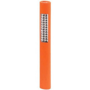 Nightstick NSP-1236 Night Stick Slim-Line Flashlight 37 LED, Orange Soft Touch