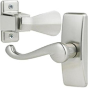Ideal Security SKGLWSC Door Lever Handle Storm - Satin Chrome