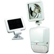 Heathco HZ-7101-WH White Motion Sensor Security Light