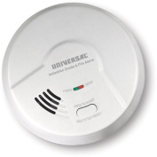 Universal Security Instruments MI3050 Fire and Smoke Smart Alarm