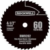 Rockwell Compact Circular Saw 11cm HSS Blade