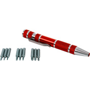 Stalwart Aluminium Precision Screwdriver Set Kit