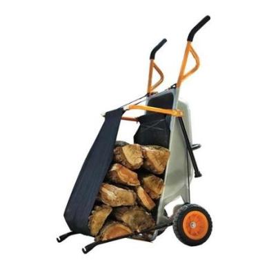 Worx WA0232 Aerocart Wheelbarrow Firewood Carrier