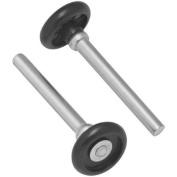 National Mfg. N280073 Garage Door Roller-2.5cm - 1.9cm STANDARD ROLLER