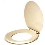 Mintcraft CS04-B3L Toilet Seat Round, Plastic - Bone