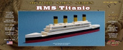 RMS Titanic Wooden Boat Craft Kit by Atlantis Toy and Hobby