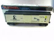 Lionel 19507 Thomas Alva Edison Woodside Reefer Car O Gauge Train