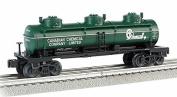 Bachmann Industries 3 Dome Tank Car Chemcell O Scale Train