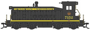 PROTO 2000 Diesel EMD SW8 Powered Standard DC -- Canadian National #7152 - HO