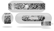 Aluminium Foil Decal Style Skin - fits Beats Pill Plus