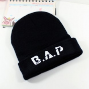 1 X Kpop Knitted Hat BAP
