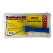Whizz 54118 Pan/Roller Kit, 3 Pieces, For Use With Flat and Low Sheen Paints and Primers