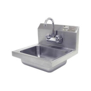 Advance Tabco 43cm x 44cm Single Hand Wash Sink with Faucet