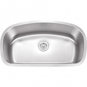 WELLS SINKWARE Speciality Series 80cm x 47cm Grand Single Bowl Kitchen Sink