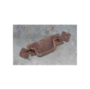 3.2cm . Hand Forged Iron Drawer Pull
