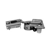 Blum 38N355C.08 Overlay Hinges COMPACT Cabinet Hinges Concealed Euro Hinges ;Nickel