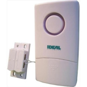 Ideal Security SK605 Door & Window Entry Alarm with Chime
