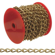 Apex Cooper Campbell 0719027 Hobby Or Craft Twist Chain-25m #90 NKL CRAFT CHAIN