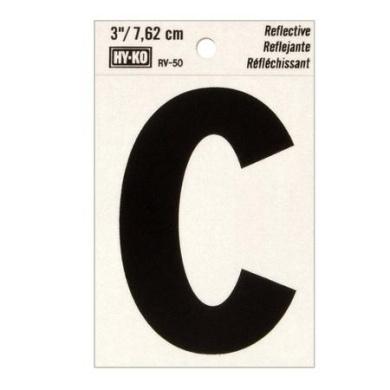7.6cm Letter C