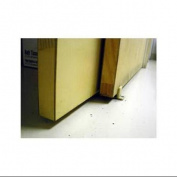 KNAPE & VOGT MFG CO Sliding Door Guide, Heavy-Duty Plastic, Adjustable
