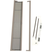 ODL Brisa Standard Retractable Screen for 200cm In-Swing or Out-Swing Doors, Sandstone