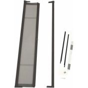 ODL Brisa Bronze Standard Retractable Screen for 200cm Inswing/Outswing Doors
